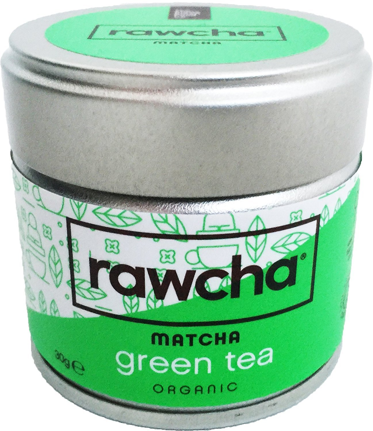 Rawcha matcha green tea