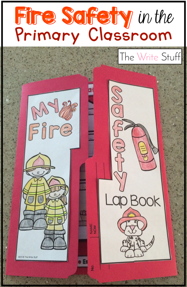 Listen Fire Safety : Fire safety for primary learners thewritestuffteaching
