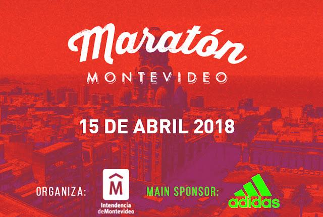 42k 21k 15k Maratón de Montevideo (15/abr/2018)
