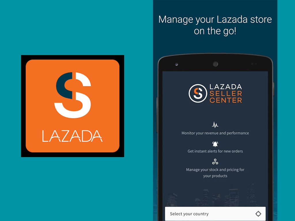 Lazada Philippines Launches its Lazada Seller Center App