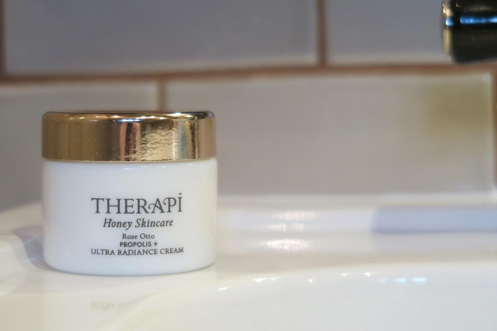 Natural organic skincare for oily blemish prone skin   Amber's Beauty Talk   Therapi Honey Skincare
