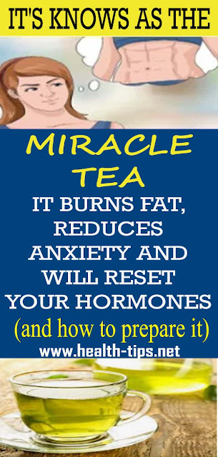 Burn Fat, Reduce Anxiety And Reset Hormones With Tulsi Tea#NATURALREMEDIES