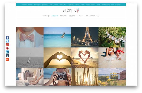 Situs Penyedia Gambar Gratis Stokpic