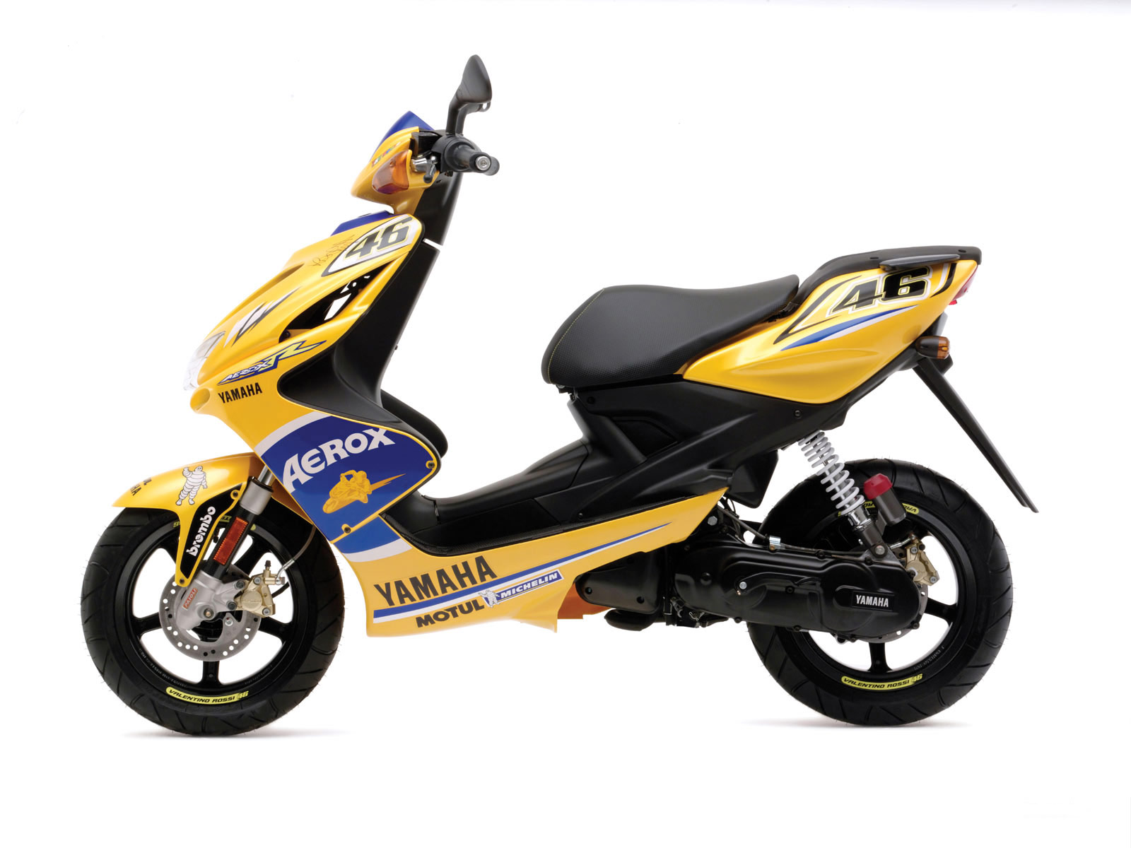 2008 yamaha aerox r race replica scooter pictures. Black Bedroom Furniture Sets. Home Design Ideas