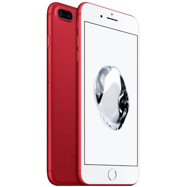 سعر جوال Apple iPhone 7 باللون الاحمر الجديد فى مكتبة جرير السعودية