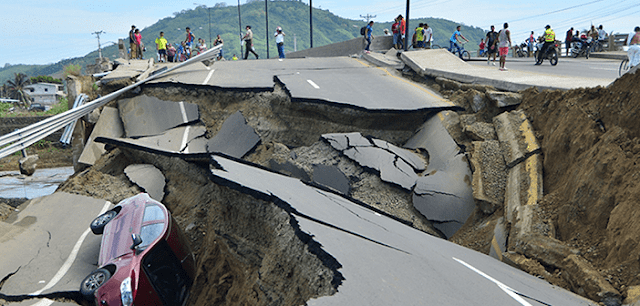 Earthquake | Ecuador Review