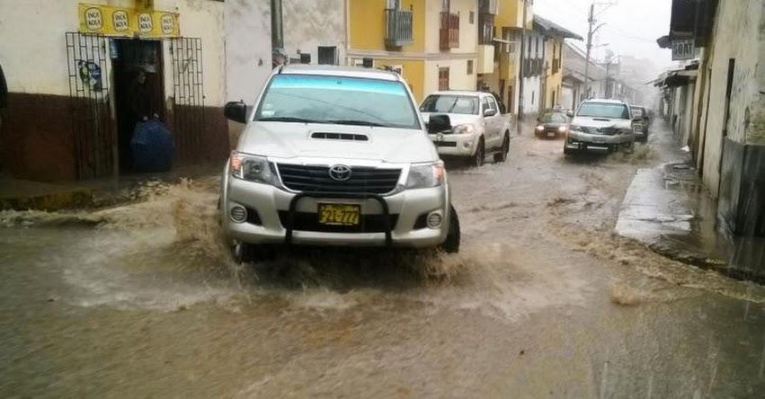 Cajamarca y La Libertad soportarán lluvias más intensas entre el 8 y 10 de febrero, informó el SENAMHI - www.senamhi.gob.pe