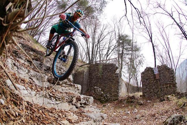 Die besten technischen Trails Lago die Garda