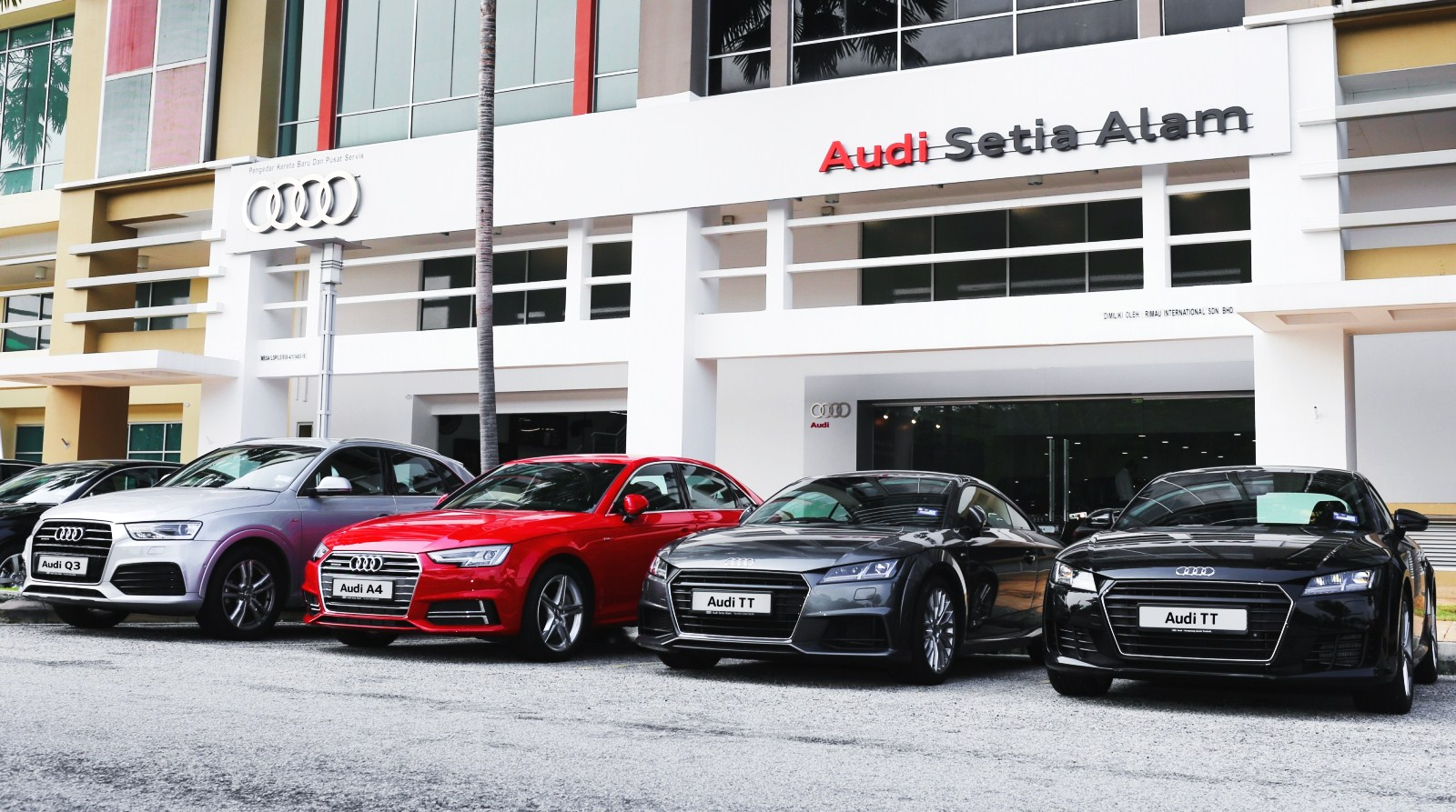 Motoring Malaysia Audi Malaysia Announces Appointment Of