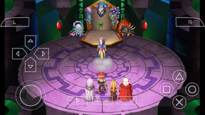 Download Game PPSSPP : Lunar – Silver Star Harmony