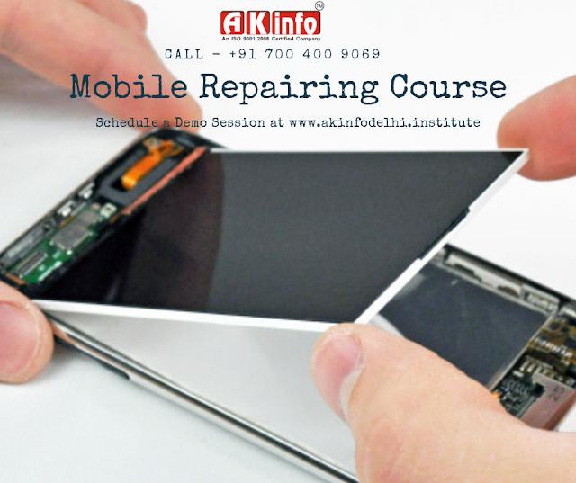 mobile repairing course delhi