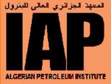 المعهد الجزائري العالي للبترول سونطراك iap algerie
