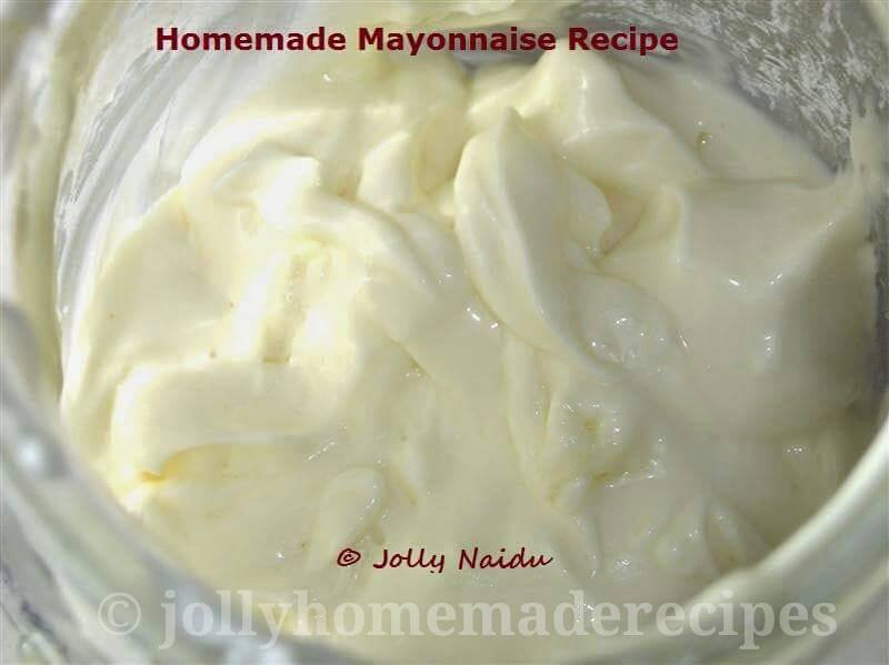 Food Processor Mayonnaise Video
