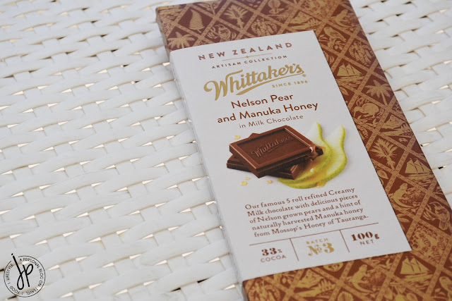 chocolate block with kiwi design packaging