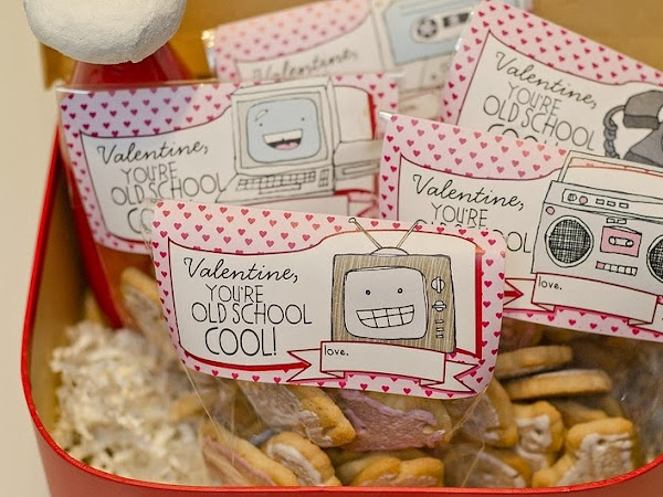 Super Cute Valentine's Ideas!