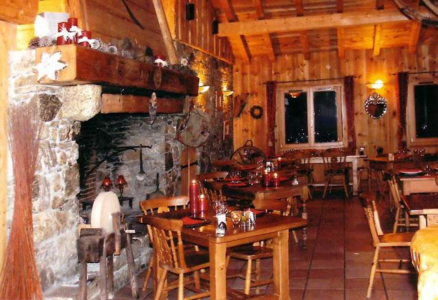 La Ferme des 3 Ours (Vallorcine, Haute Savoie) - Restaurant montagne -