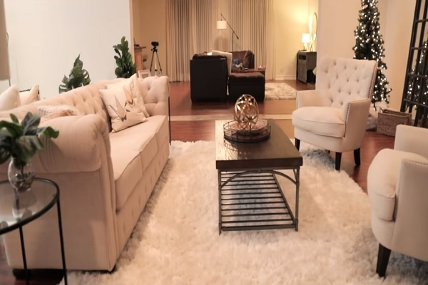 How to Arrange a Small Living Room with Living Room Minimalist Vibe