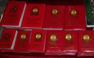 buku merah mao zedong