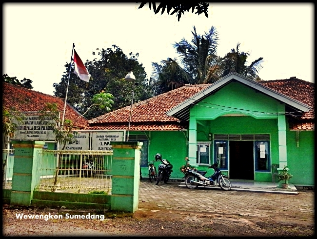 Kantor Desa Palabuan, Kab. Sumedang
