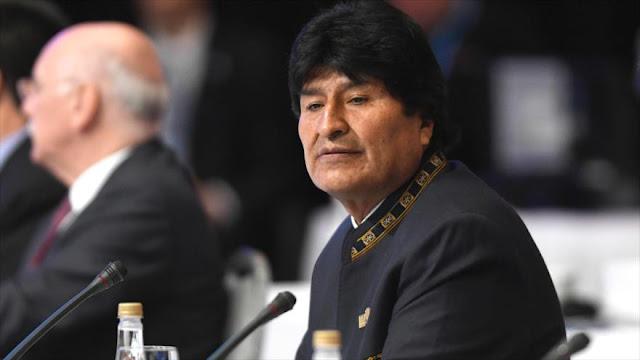 Morales a Mercosur: No sean cómplices de injerencias en Venezuela