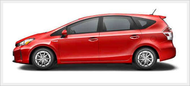 2018 Toyota Prius V Review Toyota Update Review