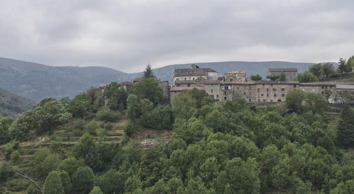 village des la Drobie