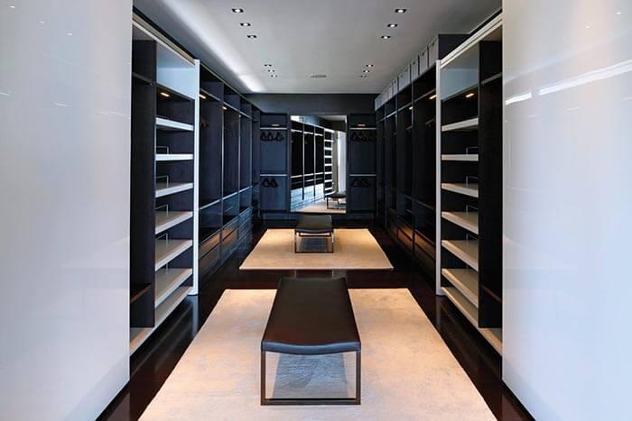 dünyanın en güzel evinin odaları