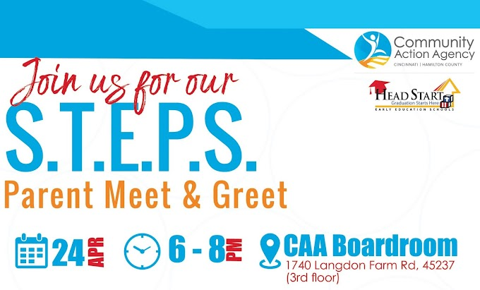 S.T.E.P.S. Parent Meet & Greet