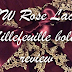 Innocent World Rose Lace Millefeuille bolero review