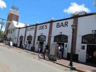 Sloppy Joe's Bar in Key West Florida