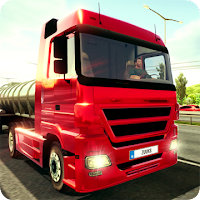 Truck Simulator 2018 : Europe Unlimited Money MOD APK