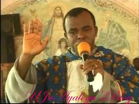 'Give me back my N2m donation' – Father Mbaka tells Enugu Rangers FC as he accuses the club of fetish dealings