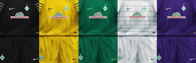 PES 6 Bundesliga Kitpack Season 2017/2018