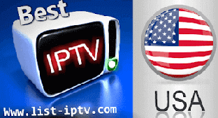 IPTV Server USA m3u American Channels Streams 19/05/2018