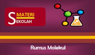 Cara Mencari Rumus Molekul Beserta Contoh Soalnya