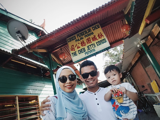 2D1N : A Day In Penang , The Island Of Pearls