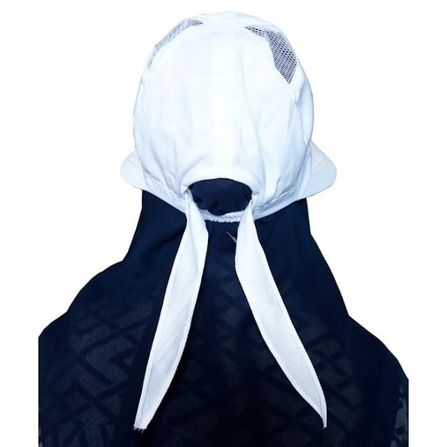 Topi Haji/Umroh (Golf Style), oleh oleh haji dan umroh