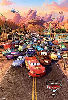 Film CARS 1 (2006) Subtitle Indonesia - HndGaming