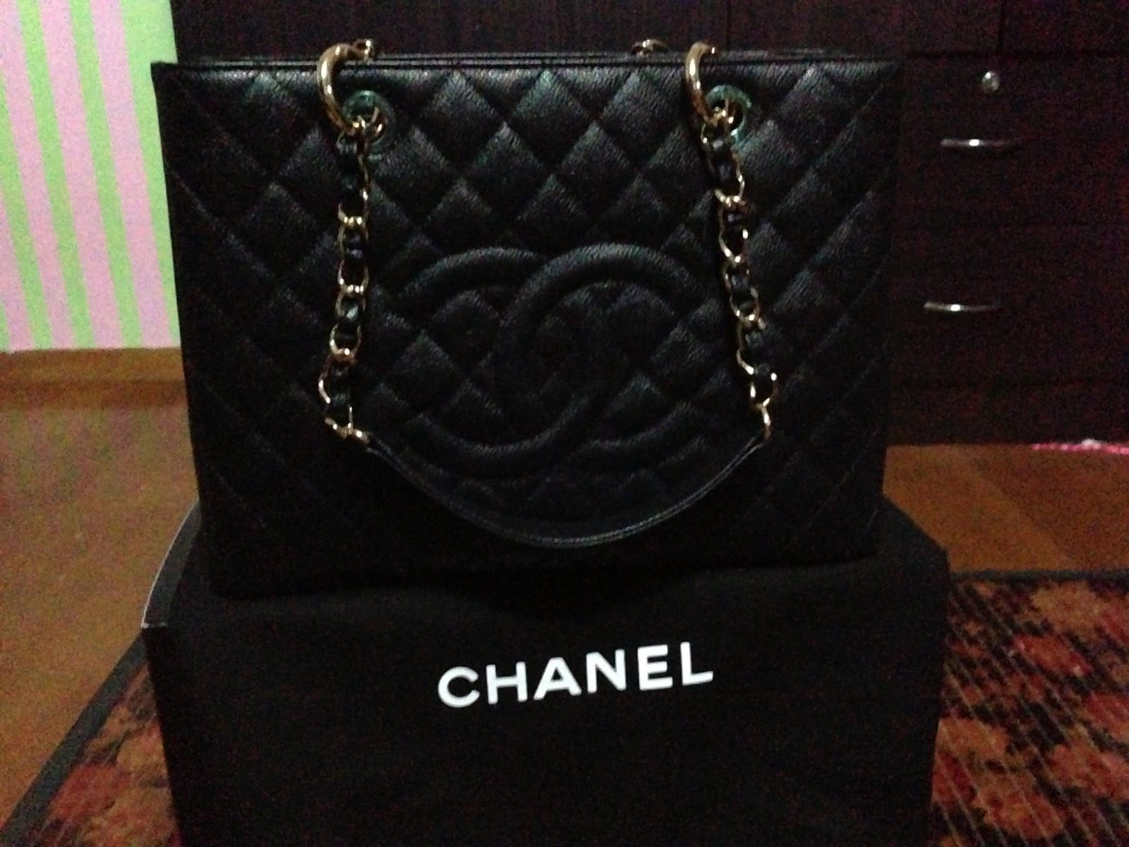 86778a61f690 BagSG  Buy and Sell Authentic Branded stuff at BagSG  Chanel GST for ...