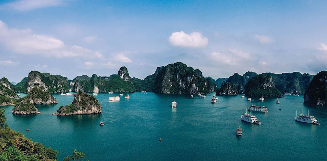 Top 5 tourist destinations in northern Vietnam most attractive in the Spring 3