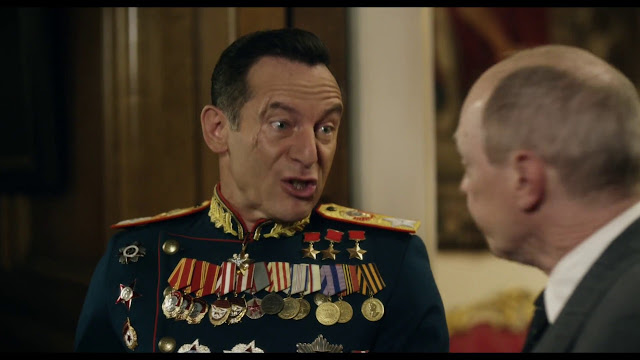 Did Coco Chanel take a shit on your head? La politesse selon Zhukov (Jason Isaacs)