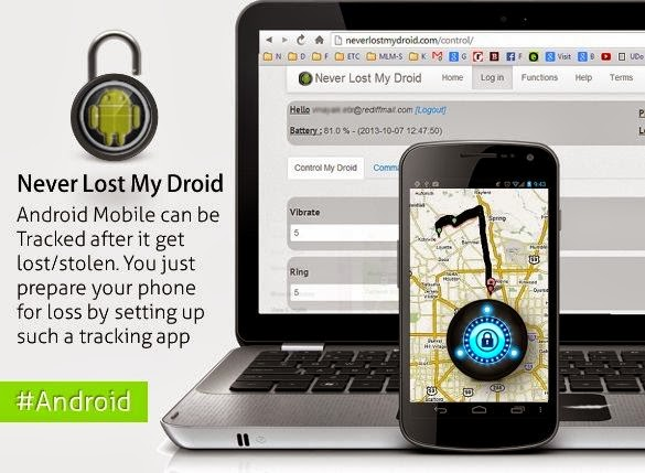 Never Lost Your Android Phone - Best Tracking App [Free]
