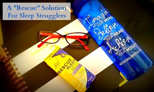 """A """"Rescue"""" Solution For Sleep Strugglers"""