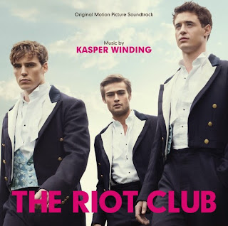 The Riot Club Nummer - The Riot Club Muziek - The Riot Club Soundtrack - The Riot Club Film Score