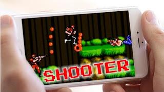 Game Contra Evolution Shooter App