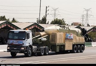 Το Ιράν δοκίμασε επιτυχώς πύραυλο βεληνεκούς 2.000 χιλιομέτρων