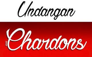 Download 40+ Font Latin Keren Untuk Desain Undangan Pernikahan, Chardons