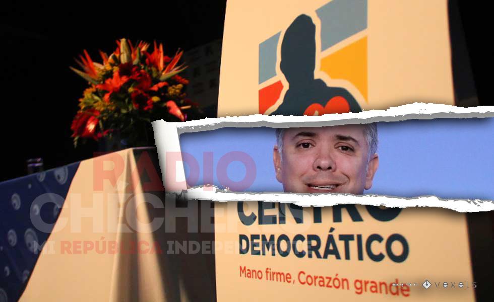 El Centro Democrático buscaría independizarse de Duque?