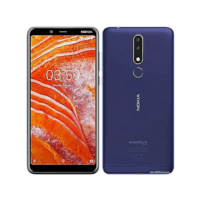 Nokia 3.1 Plus budget smartphone