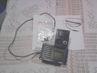 kit de micrófono y ecualizador